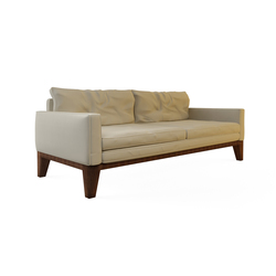 Juna Double Sofa | Lounge sofas | Nurus