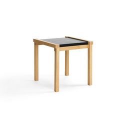 Principle of an architecture | WB-1 | Lounge tables | LÖFFLER