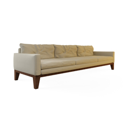 Juna Triple Sofa | Sofás lounge | Nurus