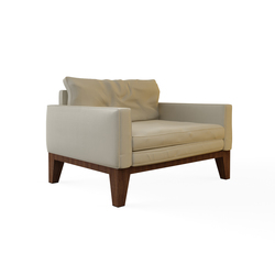 Juna Single Sofa | Sillones lounge | Nurus