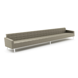 Greta Long Sofa | Divani lounge | Nurus