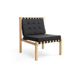 Principio di un'architettura | WB-6 | Poltrone lounge | LÖFFLER