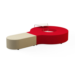 Connect Sofa | Asientos isla | Nurus