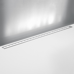 LineaLed Wallwasher | Outdoor recessed wall lights | Artemide Architectural