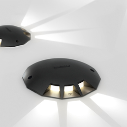 Megara 90, 150, 220 | Outdoor recessed floor lights | Artemide Architectural