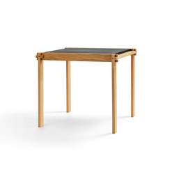 Principle of an architecture | WB-12 | Dining tables | LÖFFLER