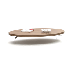 To Coffee Elliptical Coffee Table | Lounge tables | Nurus