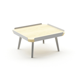 Edgar Square Coffee Table | Lounge tables | Nurus