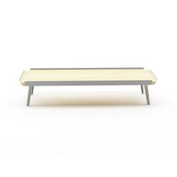 Edgar Rectangle Coffee Table | Lounge tables | Nurus