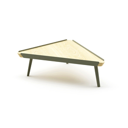 Edgar Triangle Coffee Table | Tables basses | Nurus