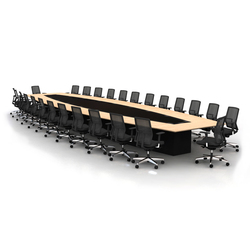 XX-Large Meeting Table | Mesas contract | Nurus