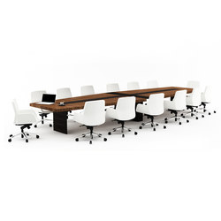 Inno Board Room Furniture | Mesas multimedia | Nurus