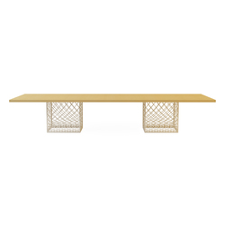 Brooklyn Meeting Table | Mesas contract | Nurus