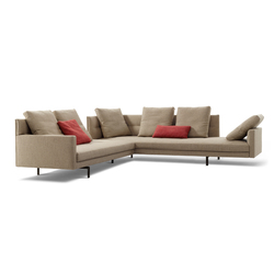 Gordon 496 sofa | Modular seating systems | Walter Knoll