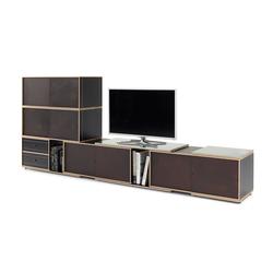 xilobis-Module System 38 | Armoires / Commodes Hifi/TV | xilobis
