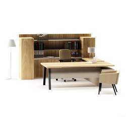 Pila Exe Table | Executive desks | Nurus