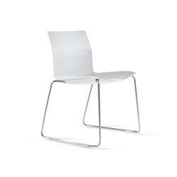 Trazo | Visitors chairs / Side chairs | Dynamobel