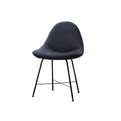 Livia chair | Visitors chairs / Side chairs | Label
