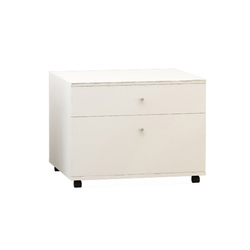 Basic Box H60 L80 Mobile Pedestal | Sideboards | Nurus
