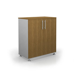 Basic Box H90 L80 Cabinet | Sideboards | Nurus