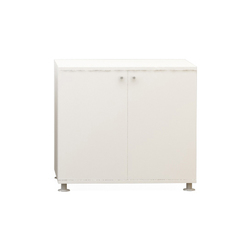 Basic Box H72 L80 Cabinet | Sideboards | Nurus