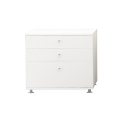 Basic Box H75 L80 Fixed Pedastal | Sideboards / Kommoden | Nurus
