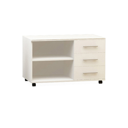 Basic Box Side Pedestal | Sideboards | Nurus
