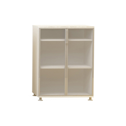Basic Box H107 L80 Cabinet | Sideboards | Nurus