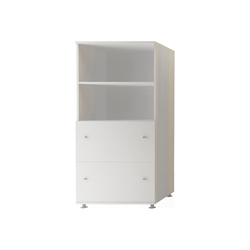 Basic Box H167 L80 Cabinet | Sideboards | Nurus