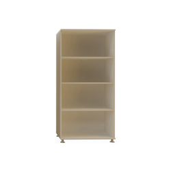 Basic Box H167 L80 Cabinet | Office shelving systems | Nurus