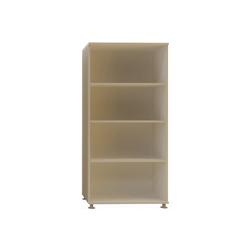 Basic Box H167 L80 Cabinet | Sistemi scaffale ufficio | Nurus