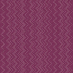 Missoni Zigzag Aubergine | Wall-to-wall carpets | Bolon