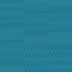 Missoni Optical Turquoise | Wall-to-wall carpets | Bolon