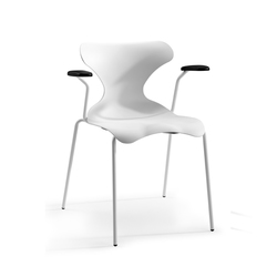 Pad | Visitors chairs / Side chairs | Dynamobel