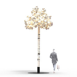 Leaf Lamp Tree 230 | Lampade piantana | Green Furniture Concept