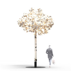 Leaf Lamp Tree 300 | Lámparas de pie | Green Furniture Concept