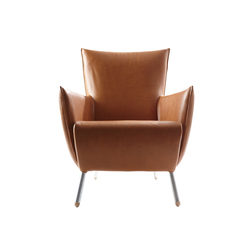Cheo armchair | Lounge chairs | Label