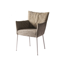 Mali chair | Visitors chairs / Side chairs | Label