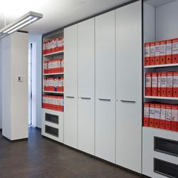 Tabique Armario   Space dividing storage   Faram