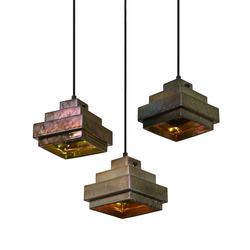 Lustre square | Iluminación general | Tom Dixon