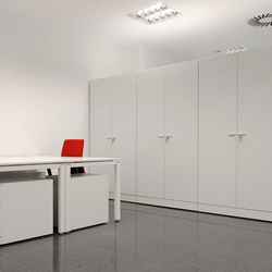 Tabique Armario | Space dividing storage | Faram