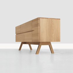 Low Atelierfuss | Sideboards / Kommoden | Zeitraum