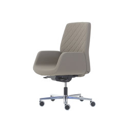 Aura High Backrest | Sillas presidenciales | Nurus