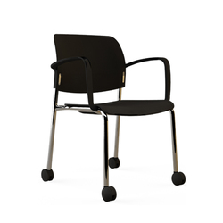 Tune Chair with Castors | Sedie | Nurus