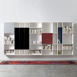 Fokus | Wall storage systems | Sudbrock