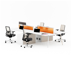 Pila Desk | Systèmes de tables de bureau | Nurus