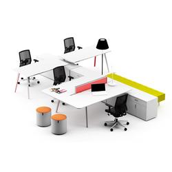 Pila Desk | Tischsysteme | Nurus