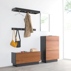 Nexus | Built-in wardrobes | Sudbrock