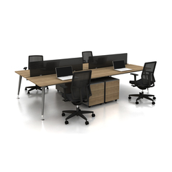 U too Quadro Desk | Desks | Nurus