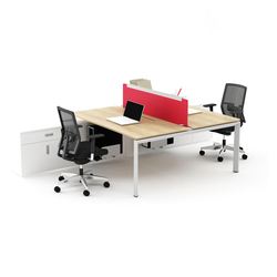 Silva Double Working System | Desking systems | Nurus